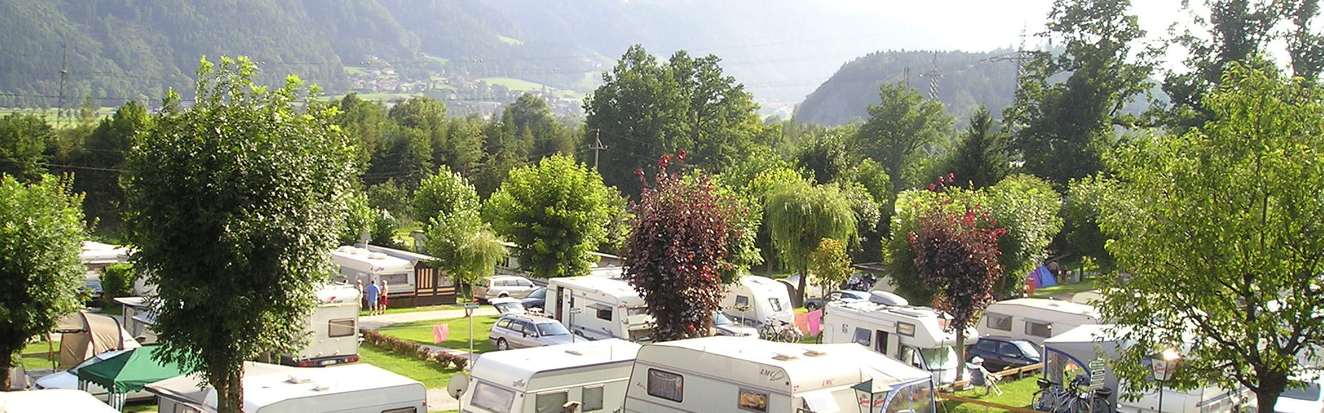 Campingurlaub - Camping Inntal