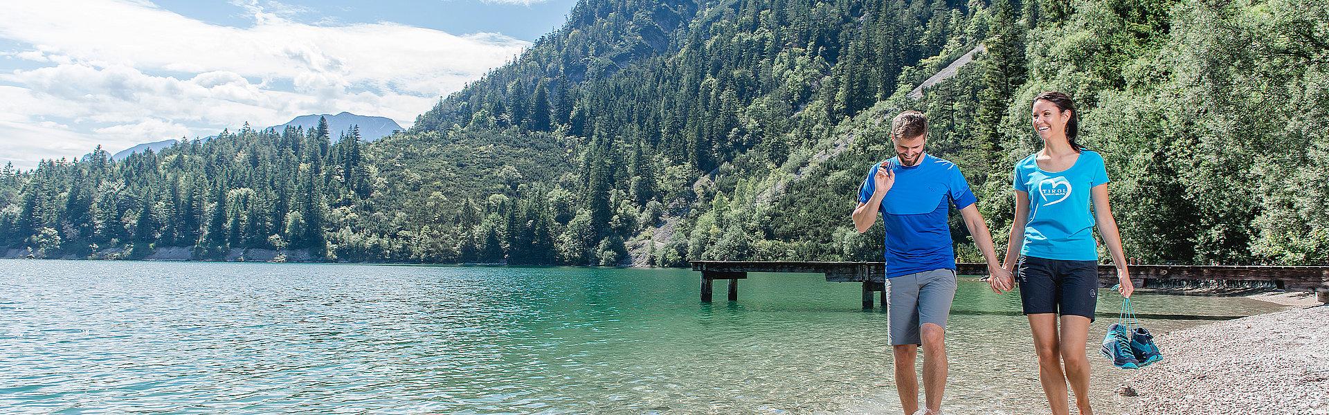 Erholsame Tage im Sommer am Achensee | © Achensee Tourismus