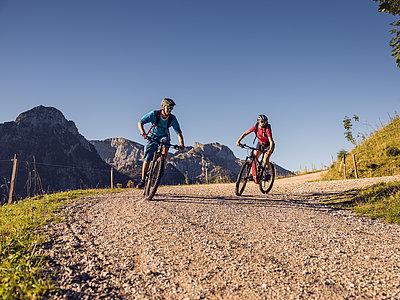 Biken am Feilkopf in Pertisau am Achensee | © Achensee Tourismus