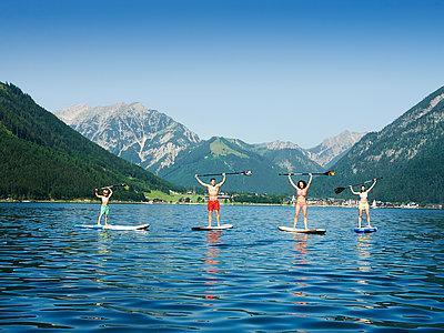 SUP am Achensee | © Achensee Tourismus