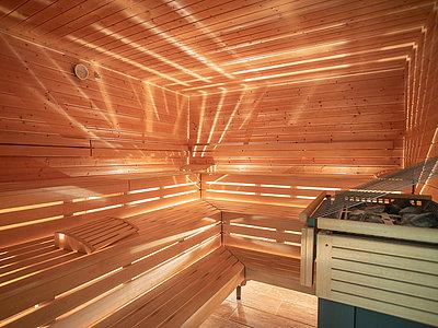 Finnische Sauna - Camping Inntal