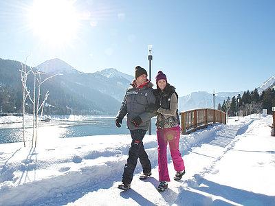 Winterwandern in Achenkirch am Achensee | © Achensee Tourismus