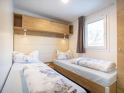 Mobile Home Family de luxe - Camping Inntal