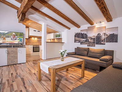Apartment Zillertalblick - Camping Inntal